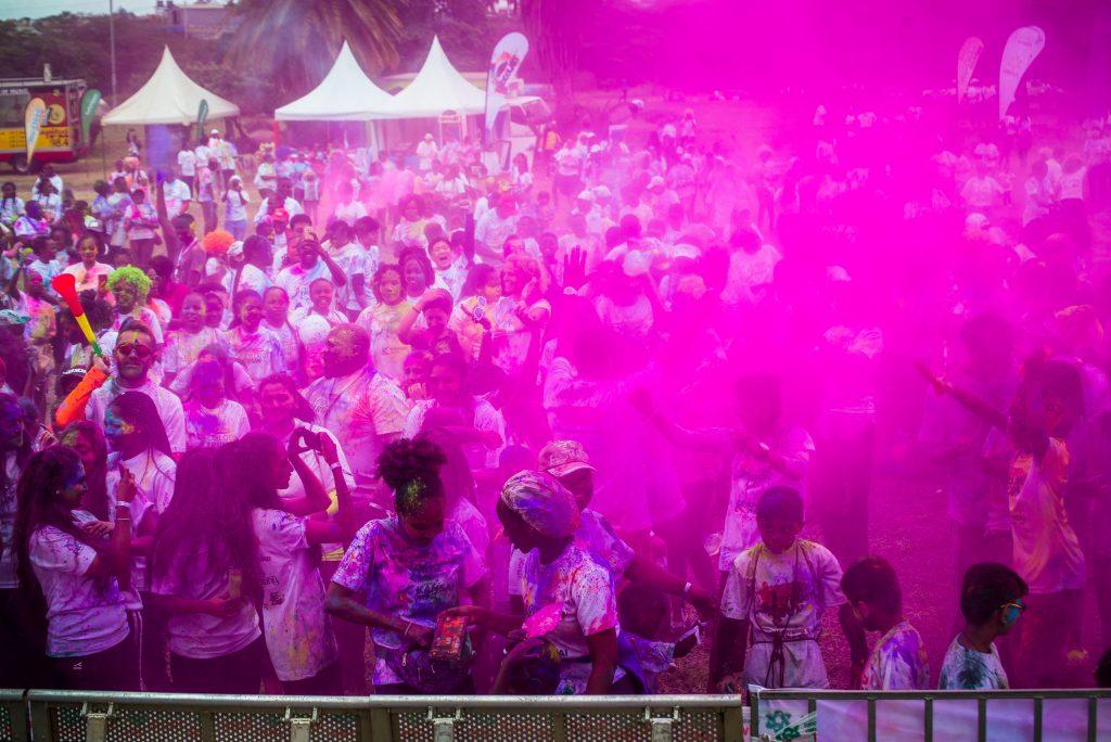 Colour Run Kenya - Ultra Events management